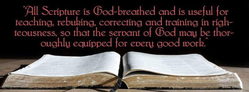 Bible.godbreathed