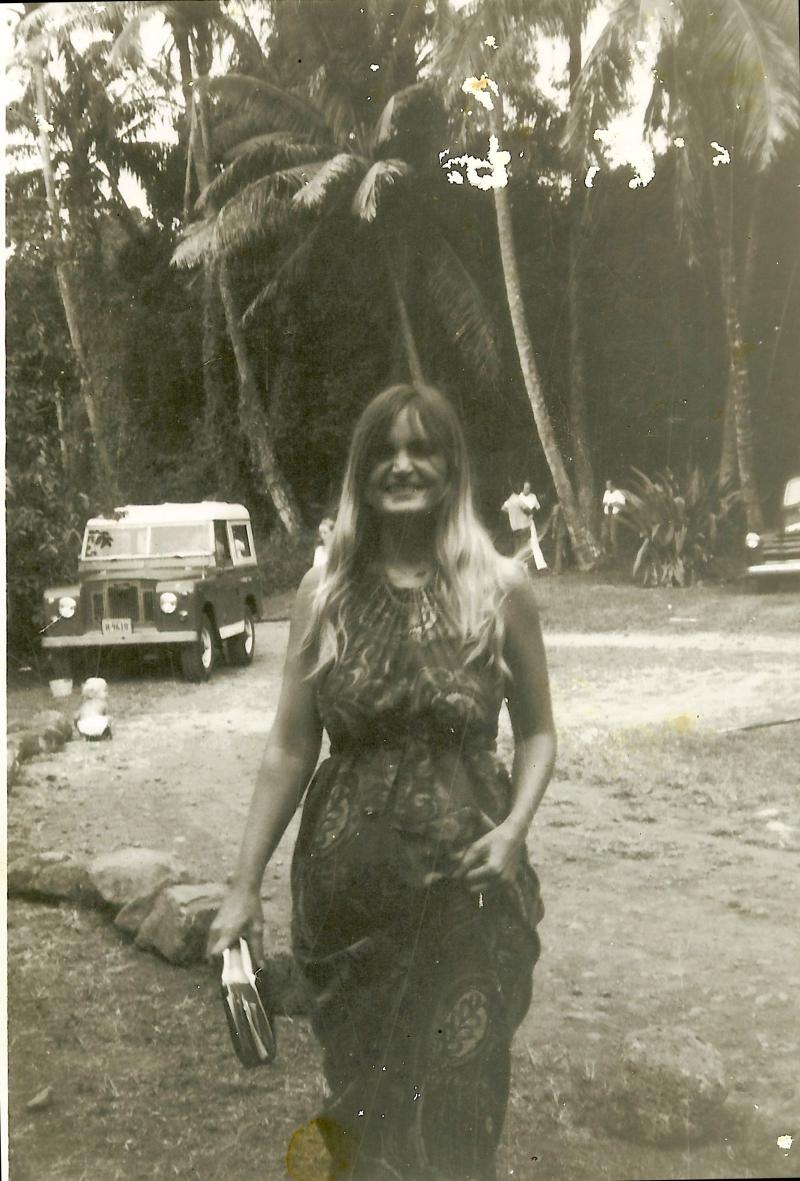 Hippie teri