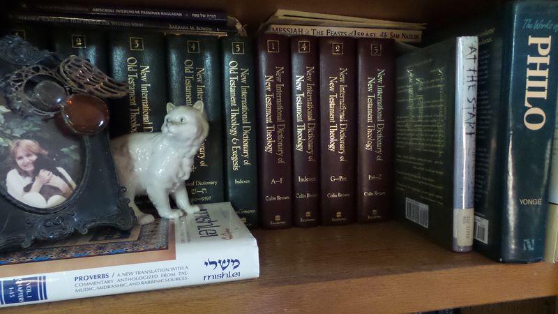 NT theol.books &pic Teri